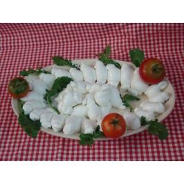 Bocconcini di mozzarelle artigianali pugliesi con latte fresco