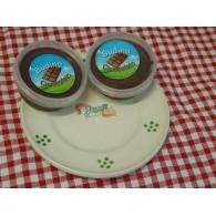 Vendita online Budino al cioccolato artigianle fatto da latte fresco pugliese