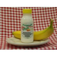 Vendita online Yogurt artigianale alla banana con latte fresco
