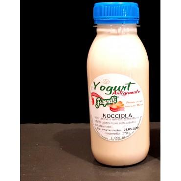 Vendita online Yogurt artigianale alla nocciola con latte fresco