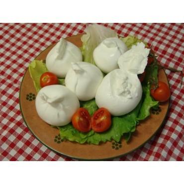 Vendita online Burratina artigianle pugliese fatto con latte fresco