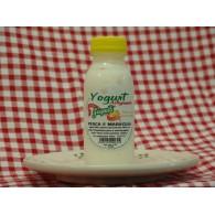 Vendita online Yogurt artigianale alla pesca e maracuja con latte fresco